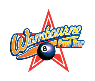 Wombourne Pool Bar Logo