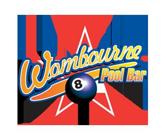 Wombourne Pool Bar Logo