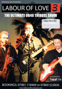 UB40 POSTERS