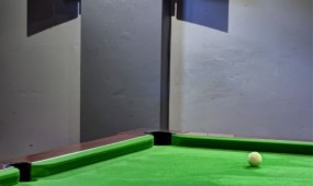 Traditional pub and bar games with Darts and Pool
